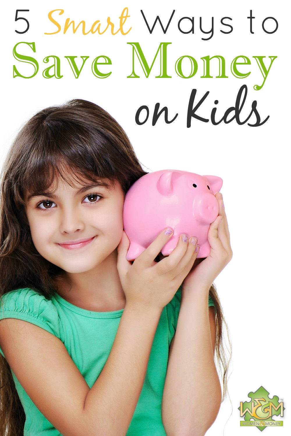 5 smart ways to save money on kids