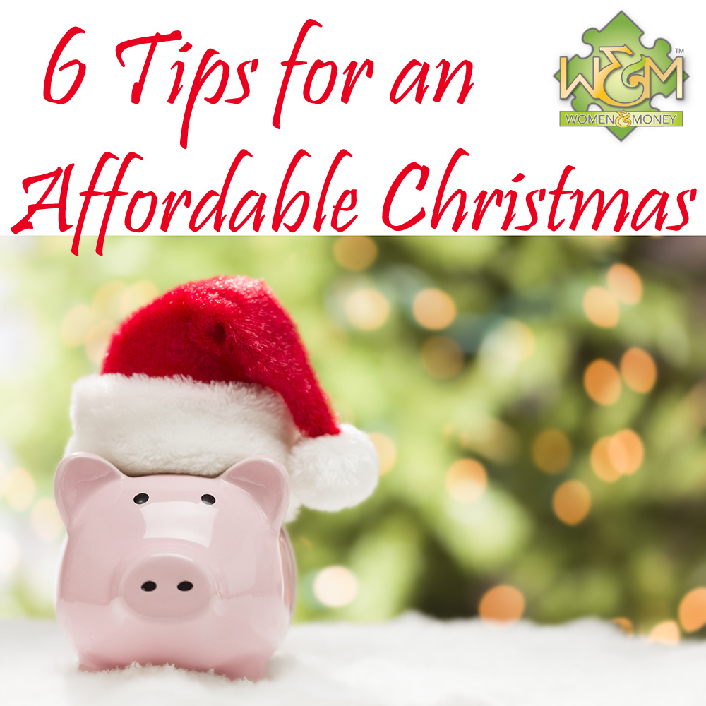 6 tips for an affordable christmas