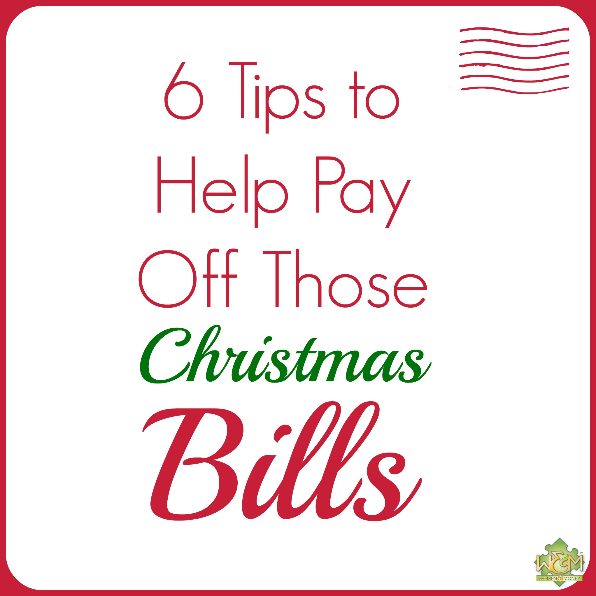 How will you pay all those post-Christmas bills? Here is some good tips
