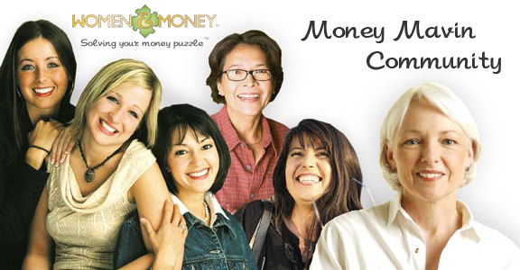 Mavin Community at Women and Money Inc. - Solving Your Money Puzzle