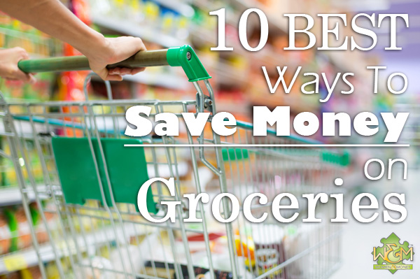 Awesome list! The 10 BEST ways to save money on groceries!