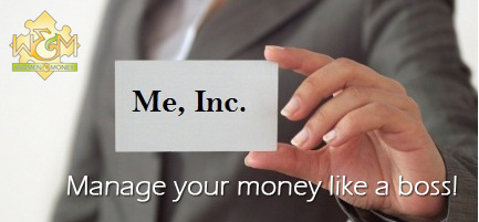 Me Inc. Manage your money like a boss - womenandmoney.com