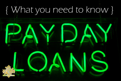 Payday loans: what you need to know! - womenandmoney.com