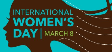 International Women's Day March 8 - womenandmoney.com