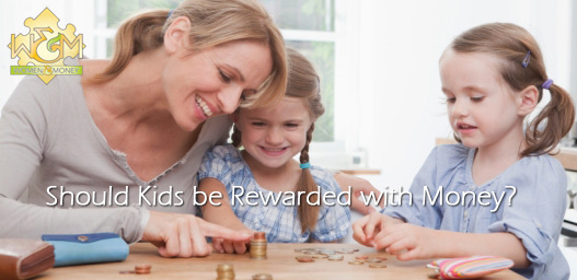 Should kids be rewarded with money? - womenandmoney.com