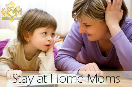 Stay at home moms - womenandmoney.com