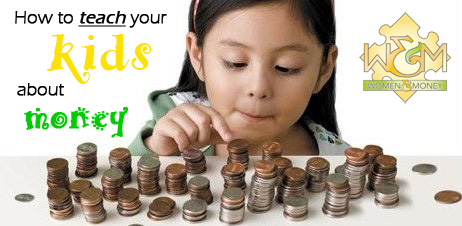 Teaching your kids about money - womenandmoney.com