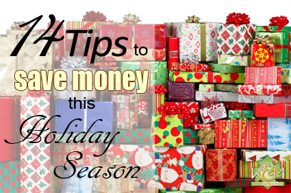 How to save money on gifts and everything else this Holiday Season! www.womenandmoney.com