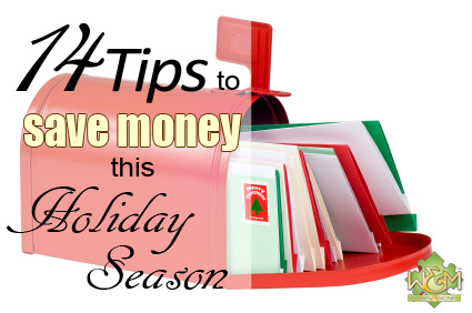 How to save on all those extra costs this Holiday Season!