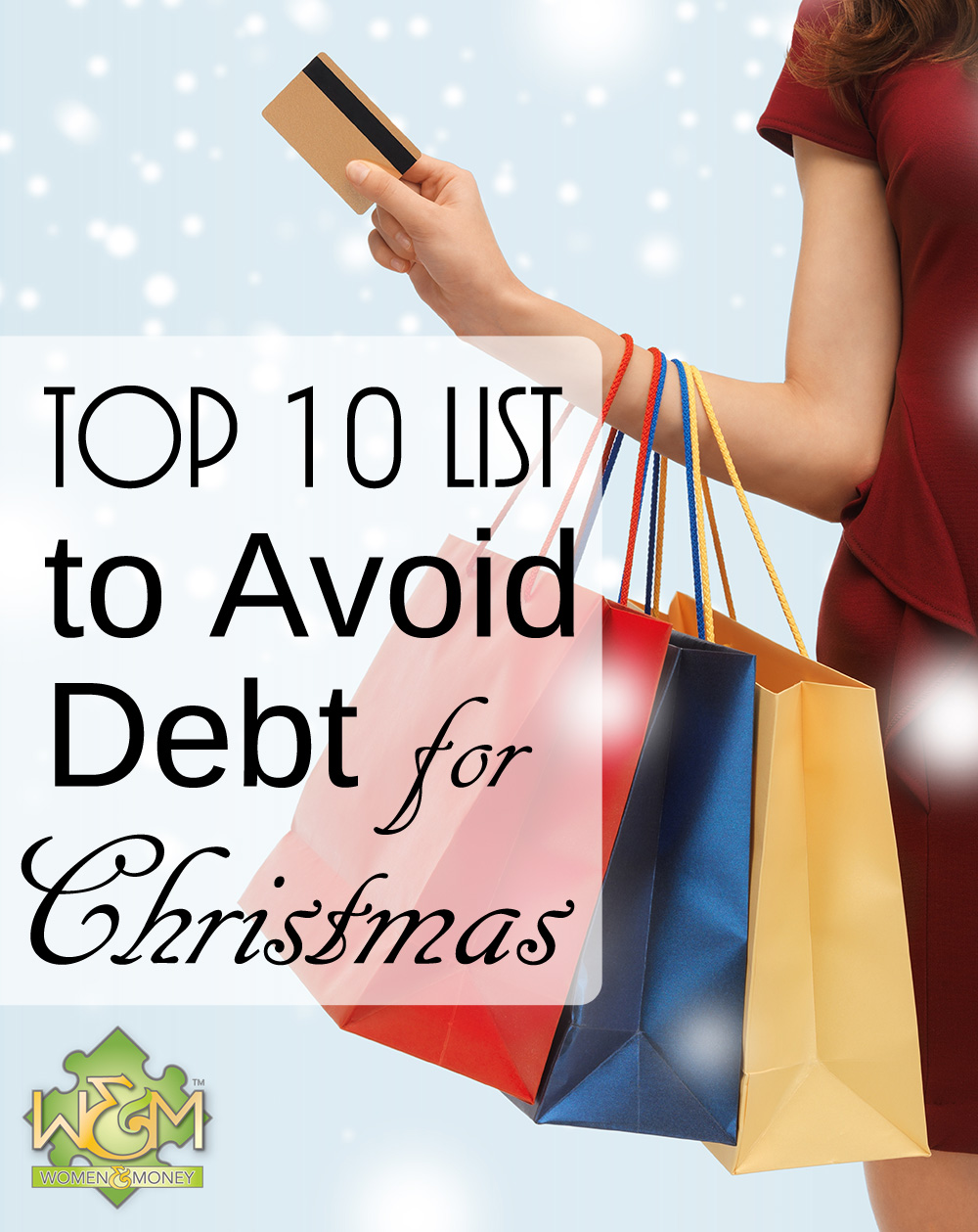 The top ten list to avoid debt for Christmas