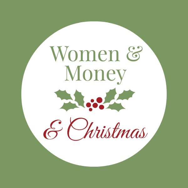 Women and money and Christmas