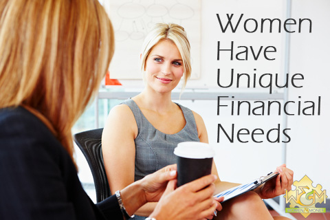 Women have unique financial needs - womenandmoney.com
